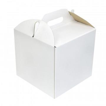 Pudełko wysokie na tort z...