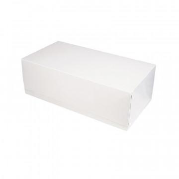 Pudełko na tort - białe, 26...