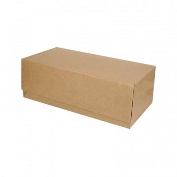 Pudełko na tort - kraft, 26...