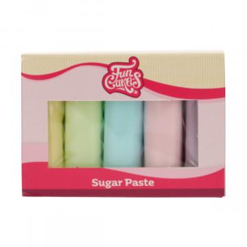Zestaw mas cukrowych -...