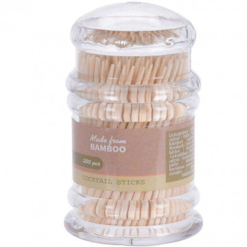 Wykałaczki bambusowe -...