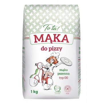 Mąka pszenna, do pizzy - TO...