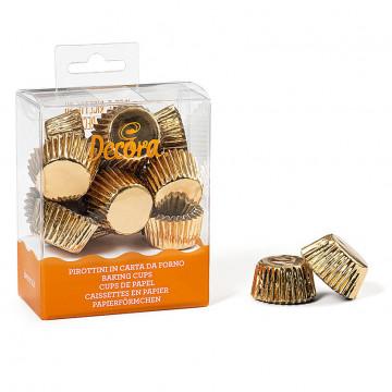 Mini papilotki na muffinki...