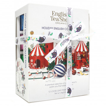 Zestaw herbat świątecznych...