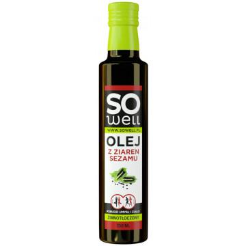 Olej z ziaren sezamu -...