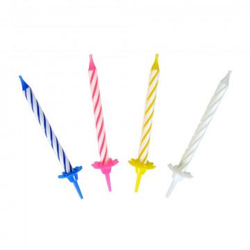 Świeczki urodzinowe - Party...