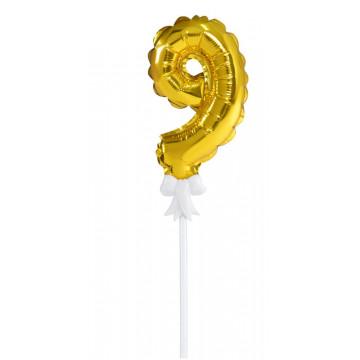 Balonik urodzinowy na tort...