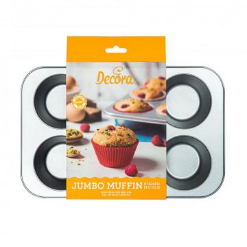 Forma do muffinek Jumbo -...
