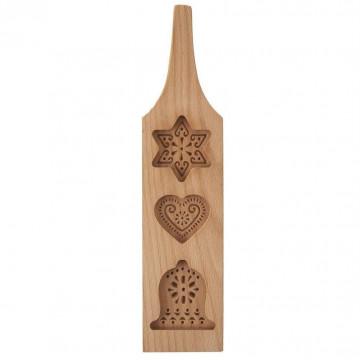 Forma drewniana do ciastek...