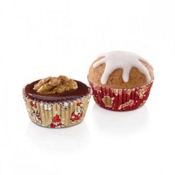 Papilotki na mini muffinki...