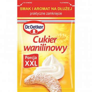 Cukier wanilinowy XXL -...