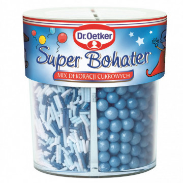 Mix posypek cukrowych Super...