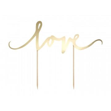 Topper na tort Love -...