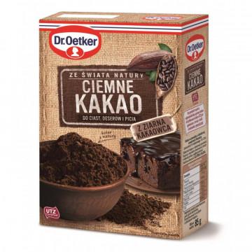 Ciemne kakao - Dr. Oetker -...