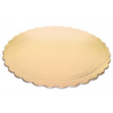 Podkład pod tort karbowany...