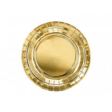 Talerzyki okrągłe -...