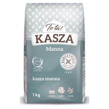 Kasza manna - TO TA - 1 kg