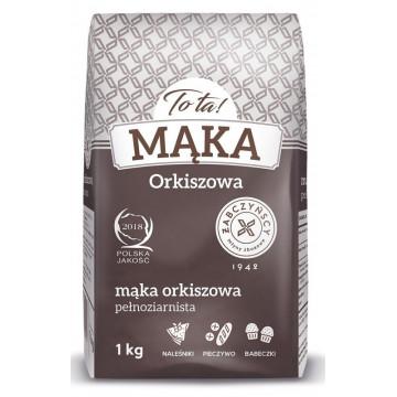 Mąka orkiszowa - TO TA -...