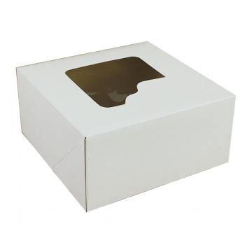 Pudełko na tort z oknem -...