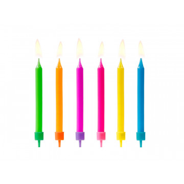Świeczki urodzinowe -...
