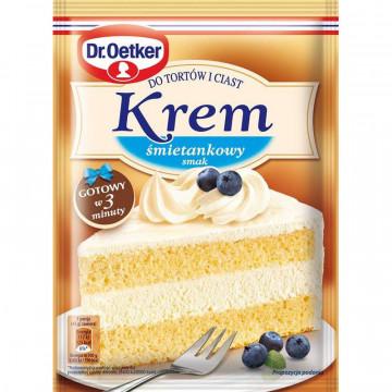 Krem do tortów - Dr. Oetker...