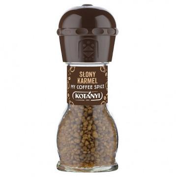 Słony karmel do kawy i...