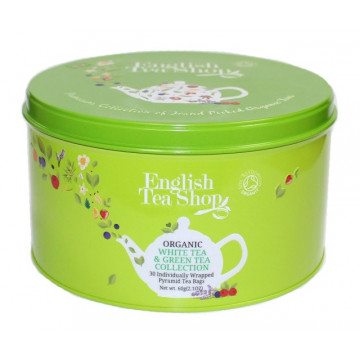 Zestaw herbat White Tea &...