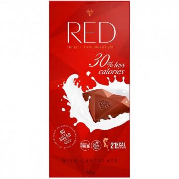 Czekolada mleczna - RED -...
