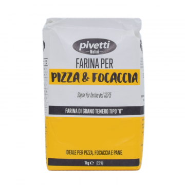Mąka Pizza & Focaccia -...