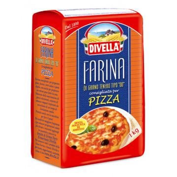 Mąka do pizzy - Divella -...